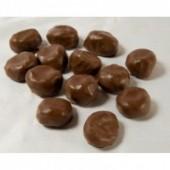 Pruneaux enrobés de chocolat au lait - sachet 500g