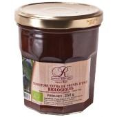 Confiture de prunes Bio maison