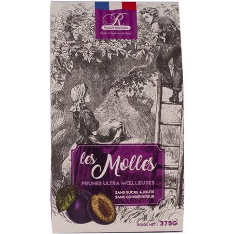 Prunes ultra-moelleuses Les Molles  - 375g
