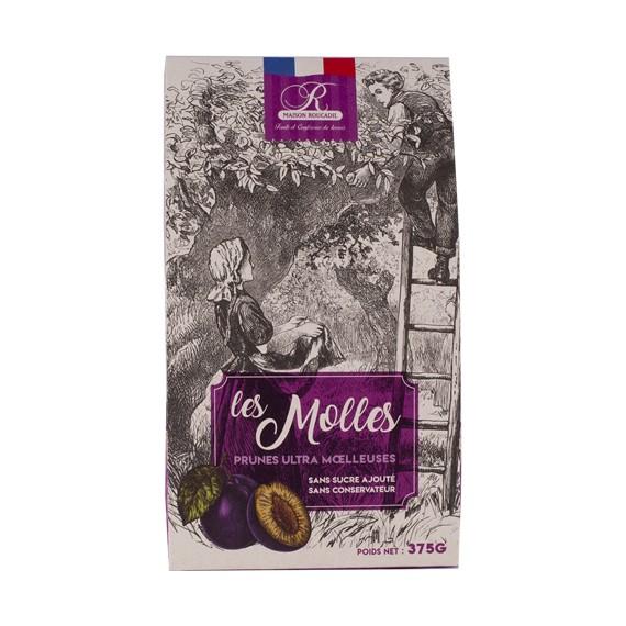 Les molles - prunes ultra moelleuses 375g