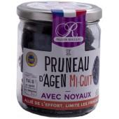 Pruneaux d'Agen mi-cuits 300g bocal verre