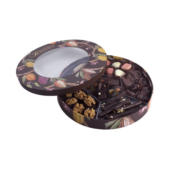 Nuit étoilée Roucadil - boîte ronde hublot - 500g