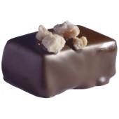 Praliné amande sablé au chocolat au lait