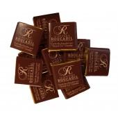 Carré de chocolat noir 66% - 10 carrés - 60g