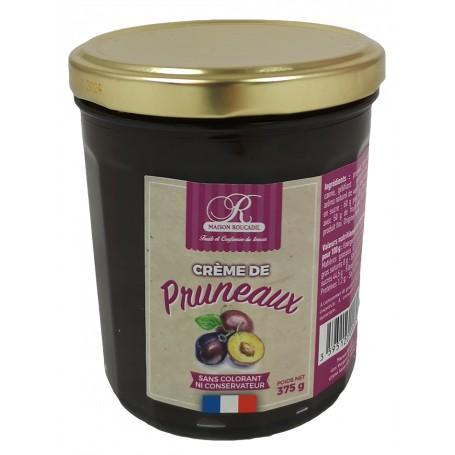 Crème de pruneaux - pot verre 375g