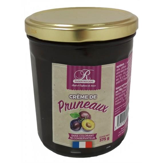 Crème de pruneaux 375g