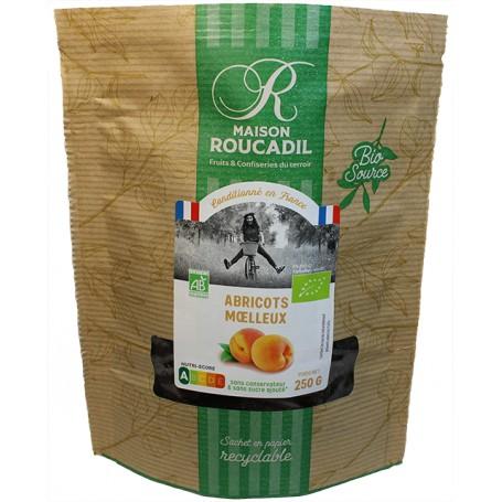 Abricots moelleux BIO - sachet 250g