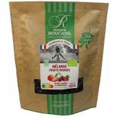 Mélange fruits rouges Bio - sachet 125g